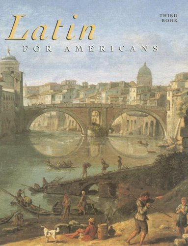 9780026409148: Latin for Americans: Third Book