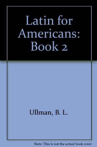 9780026409230: Latin for Americans, Teacher's Annotated Edition, 8th Edition
