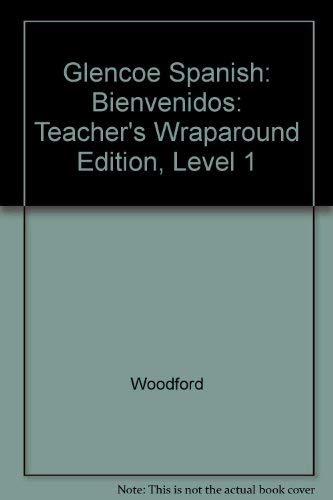 9780026410144: Teacher's Wraparound Edition Glencoe Spanish 1b [Hardcover] by conrad j. schmitt
