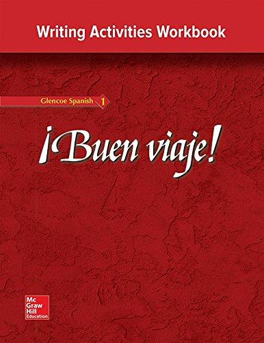 Buen viaje!: Level 1, Writing Activities Workbook