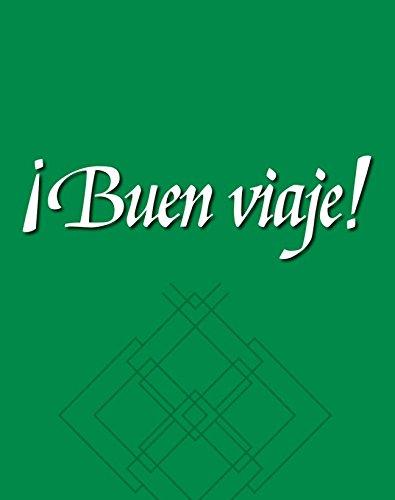 9780026415460: ¡Buen viaje!: Level 2, Writing Activities Workbook