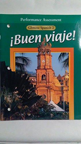 9780026415644: Performance Assessment (Glencoe Buen Viaje! Spanish 2)