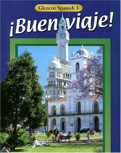 9780026418133: !Buen viaje! Level 3 Student Edition