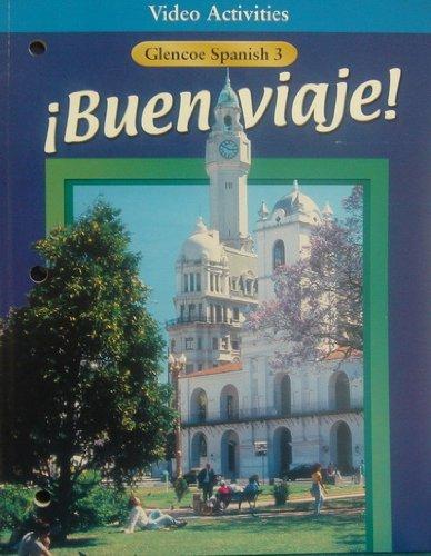 9780026418447: Video Activities iBuen viaje: Level 3 (Spanish Edition)