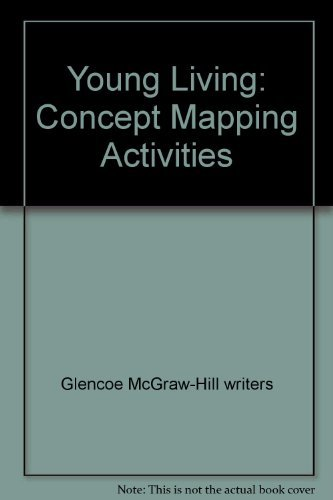 9780026428279: Young Living: Concept Mapping Activities