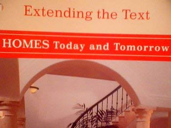 9780026428545: Homes Today and Tomorrow: Extending the Text