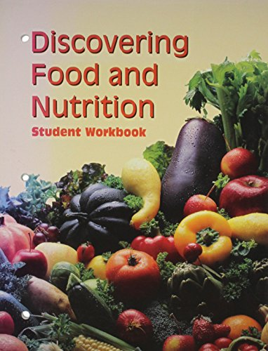 9780026429085: Student Workbook (Discovering Food and Nutrition)