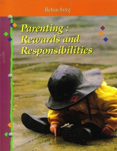 9780026429696: Parenting: Rewards and Responsibilities (Reteaching)