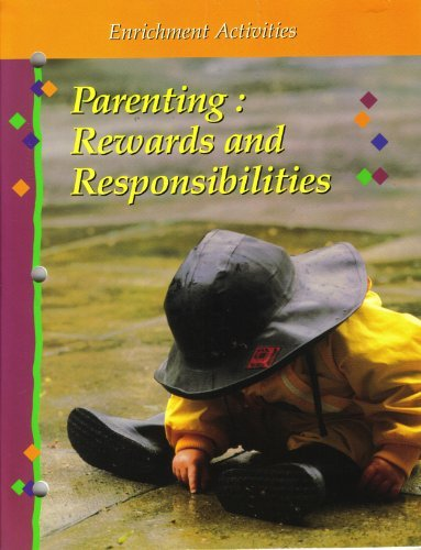 9780026429702: Parenting: Rewards and Responsibilities (Enrichment Activities: Fifth Edition)