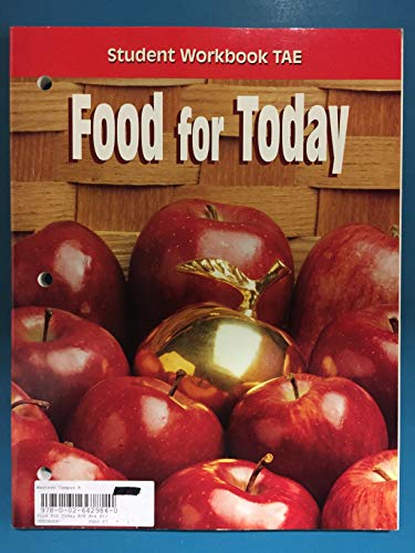 9780026429849: Food for Today Student Workbook Teacher's Annotated Edition