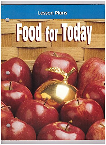 9780026429887: Lesson Plans. 6th Edition (Food For Today)