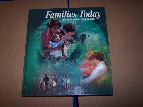 9780026432795: Families Today Teacher's Wraparound Edition