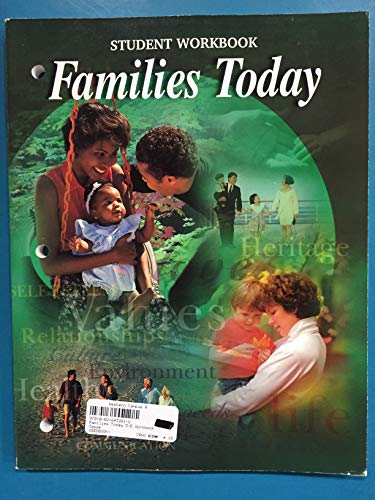 9780026432818: Families Today Student Workbook