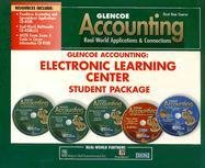 9780026440097: Glencoe Accounting: 1st Year Course, Electronic Learning Center Student CD-ROM Package