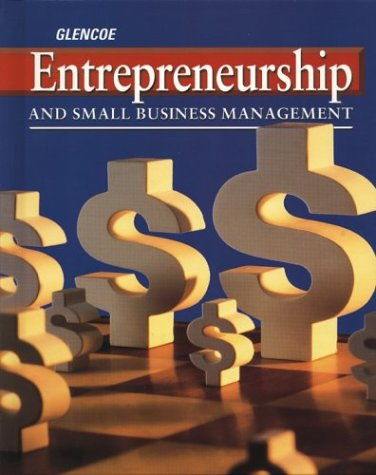 9780026440684: Entrepreneurship and Small Business Management: Student Edition