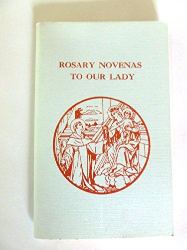9780026458108: Rosary Novenas