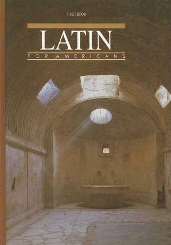 9780026460002: Latin for Americans: First Book