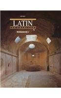 9780026460026: Latin for Americans:  Workbook 1