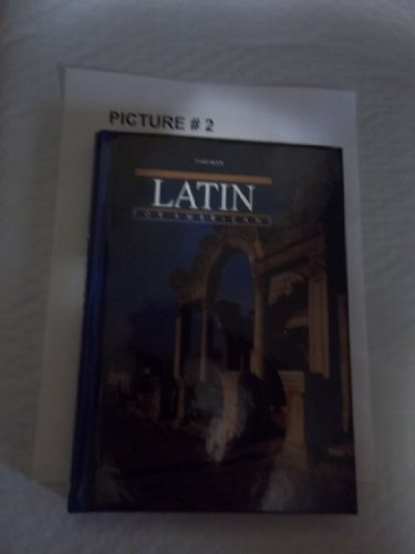 9780026460187: Latin for Americans Third Book