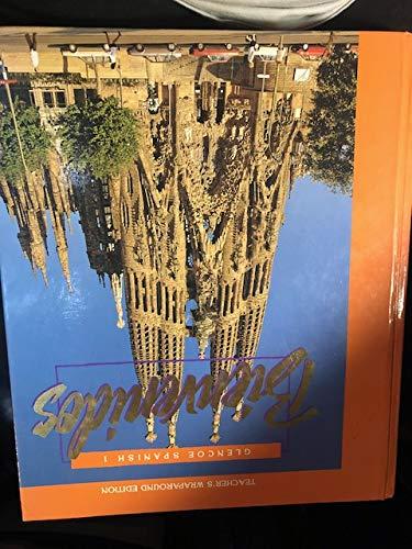 9780026460453: Bienvenidos Glencoe Spanish 1 Teacher's Wraparound Edition (Teacher's Wraparound Edition)
