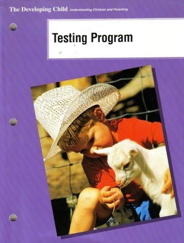 9780026477468: Testing Program (The Developing Child)