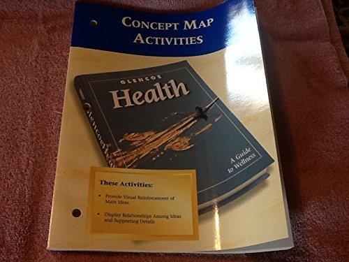 9780026516051: Glencoe Health Concept Map Activities