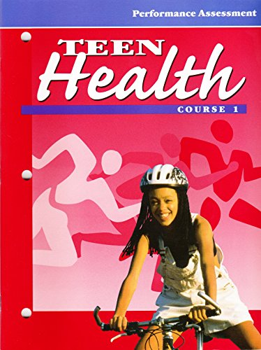 9780026518543: Teen Health, Course 1 Performance Assessment