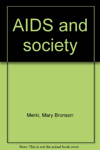 9780026523486: AIDS and society