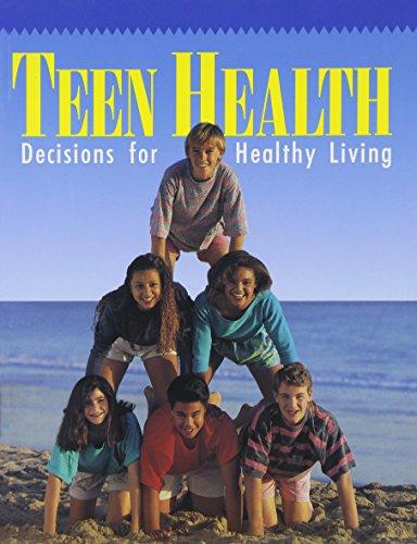 9780026524438: Teen Health