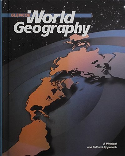 9780026529204: Glencoe World Geography