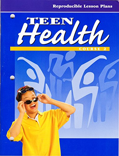 9780026531443: Teen Health [Course 2]: Reproducible Lesson Plans