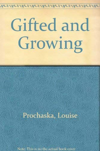 9780026557108: Gifted and Growing
