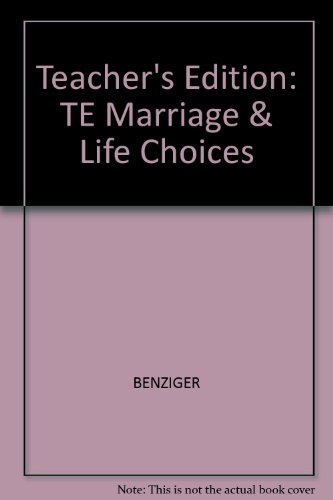 9780026559126: Marriage & Life Choices: The Catholic Experience
