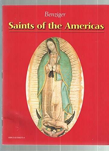 9780026563758: Saints of the Americas (In English and Spanish)
