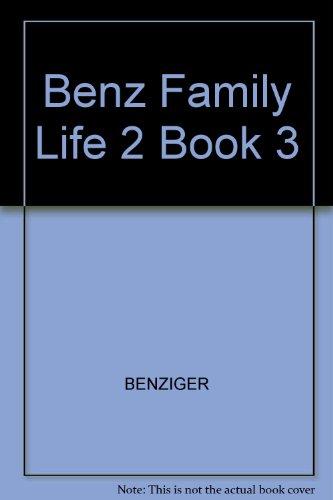 9780026591300: Benz Family Life 2 Book 3