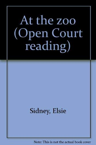 9780026607810: At the zoo (Open Court reading)