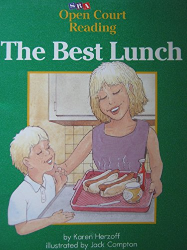 9780026609340: The Best Lunch (SRA Open Court Reading, Level C Set 1 Book 5)