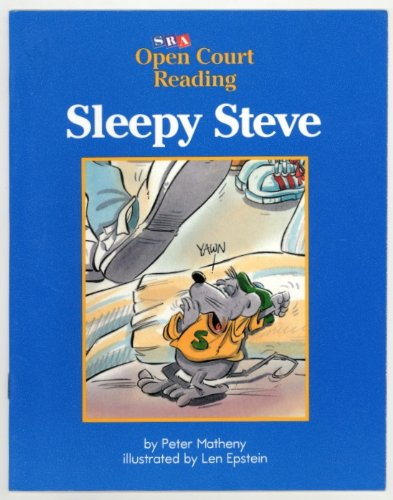 9780026609890: Sleepy Steve (Open Court reading)
