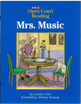 9780026609944: Mrs. Music, Open Court Reading, SRA