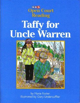 9780026610049: Taffy For Uncle Warren (SRA Open Court Reading)