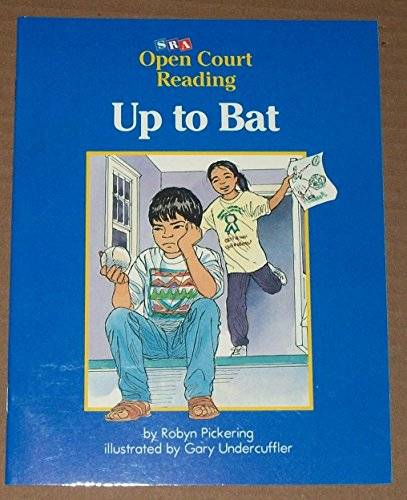 9780026610131: Up To Bat (Open Court Reading)