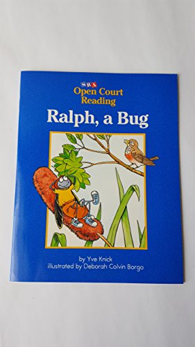 9780026610162: Ralph, A Bug (Open Court Reading)