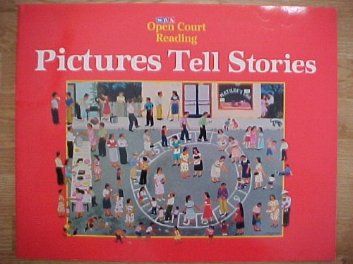 9780026610353: Pictures tell stories Kindergarten Level Big Book (16 inches X 20 inches)