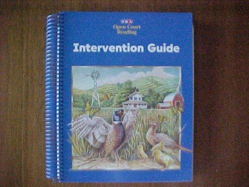 SRA Open Court Reading Intervention Guide Level 3: Roit, Marsha
