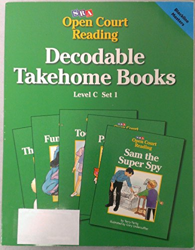 9780026610520: Decodable Takehome Books (Level C, Set 1)