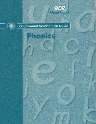 9780026610926: Open Court Reading: Teacher's Professional Guide to Phonics