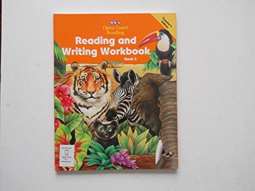 9780026613811: SRA Open Court Reading / Reading & Writing Workbook, Book 2 / Teacher's Edition / Level 1-2