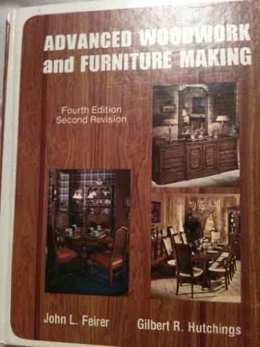 9780026621106: Advanced Woodwork & Furniture Making