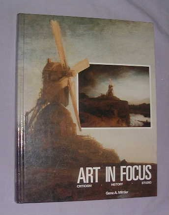 9780026622707: Art in Focus
