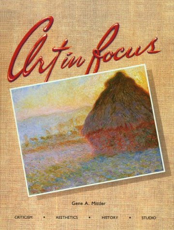 9780026622714: Art in Focus